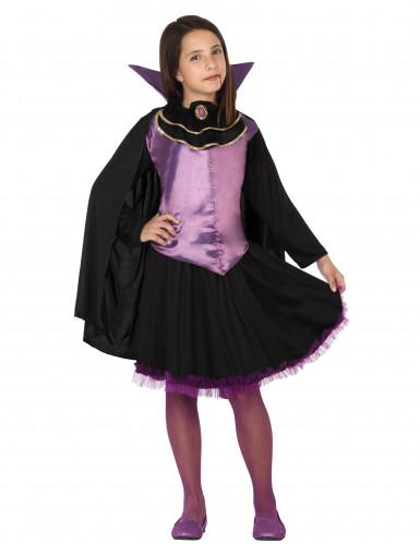 Halloween vampier kostuum meisjes