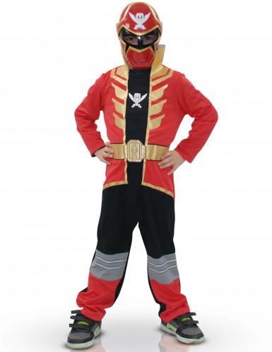 Rode Power Rangers™ pak voor jongens