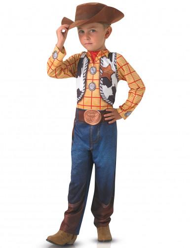 Klassiek Woody Toy Story™ kostuum voor jongens