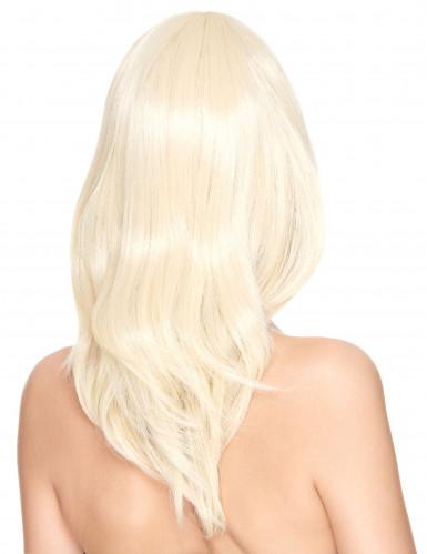 Luxe blonde pruik voor dames - 170 gr-1