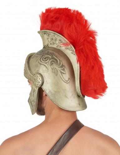 Romeinse centurio latex helm voor volwassenen-1