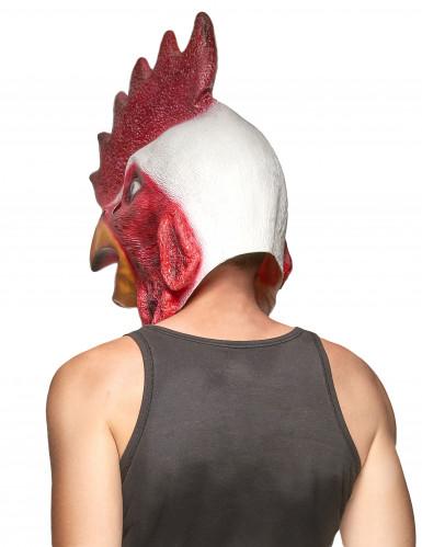 Hanen masker voor volwassenen-1