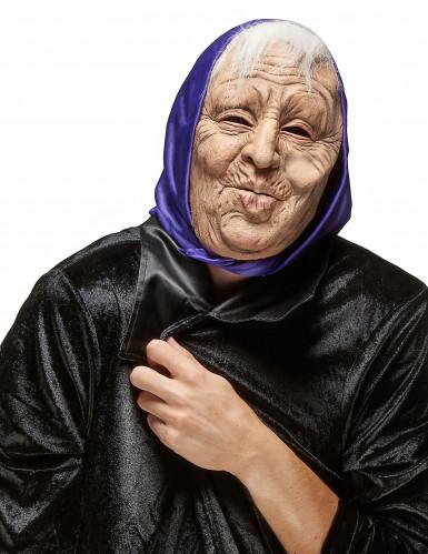 Masker Oude Dame voor volwassenen
