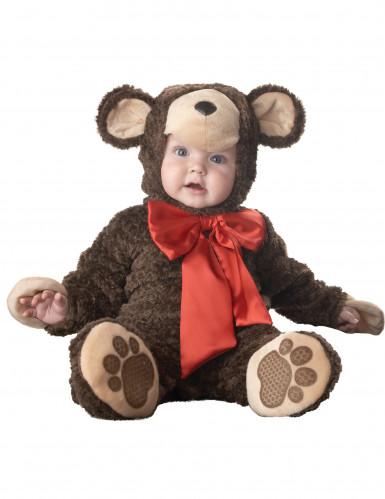 Teddybeer kostuum voor baby's - Luxe