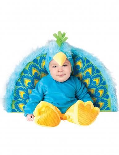 Pauwen kostuum voor baby's - Premium