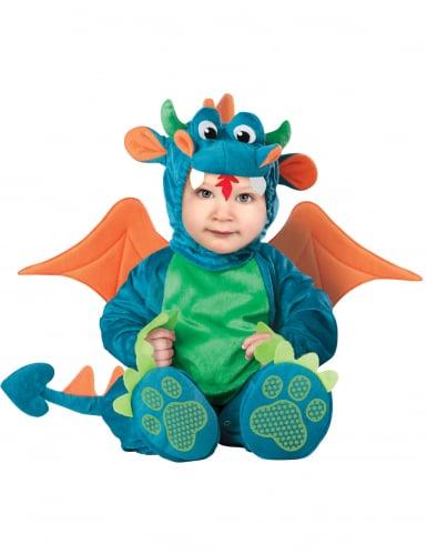 Draken kostuum voor baby's - Luxe
