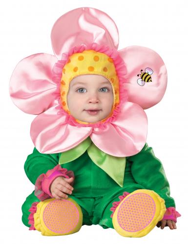 Bloem kostuum voor baby's - Luxe