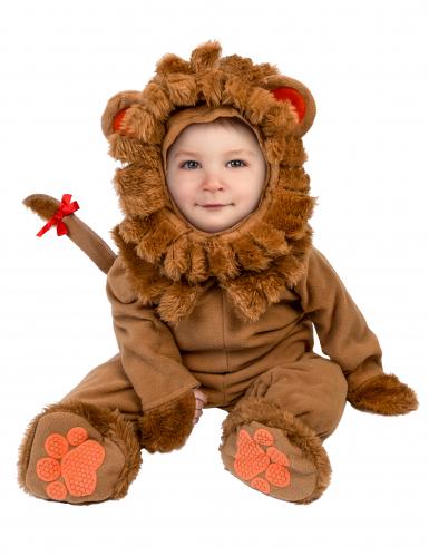 Leeuwen kostuum voor baby's - Luxe