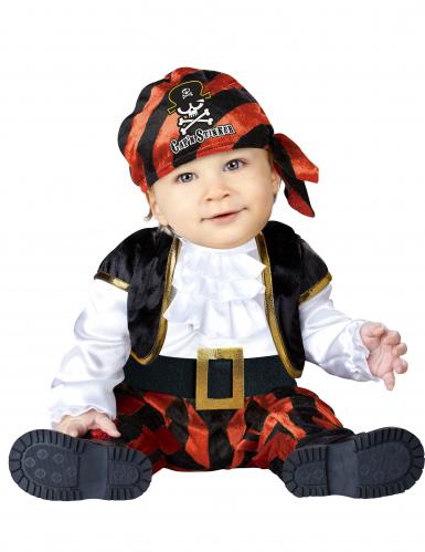 Piraten kostuum voor baby's - Klassiek