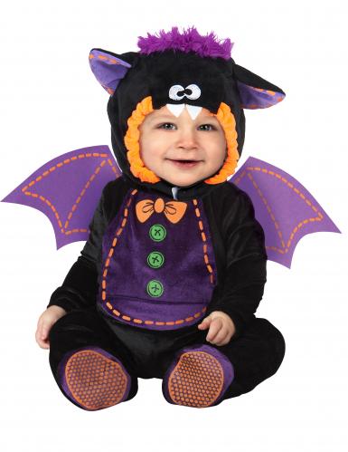 Vleermuis kostuum voor baby's - Klassiek