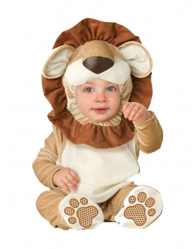 Leeuwen kostuum voor baby's - Klassiek