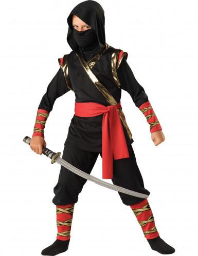 Ninja kostuum voor kinderen - Premium