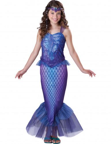 Zeemeermin outfit voor meisjes - Premium