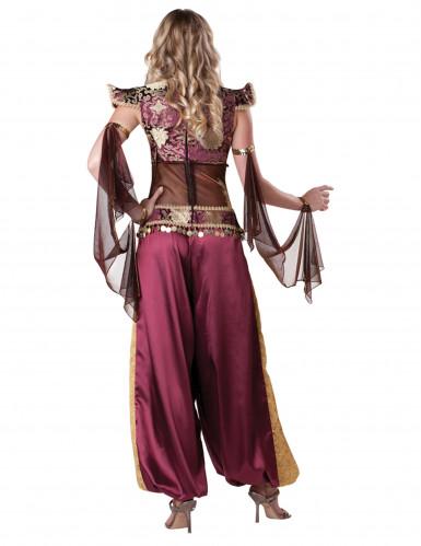 Luxe Oosterse danseres kostuum voor dames-1