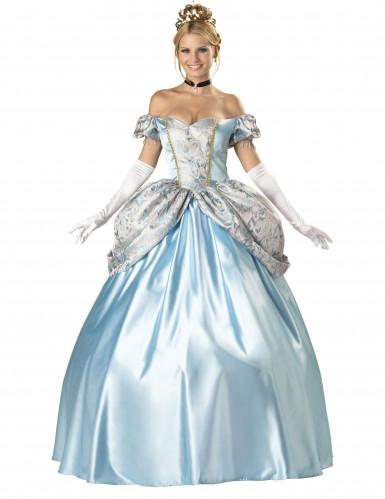 Assepoester kostuum voor vrouwen - Premium