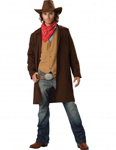 Cowboy kostuum voor heren - Premium