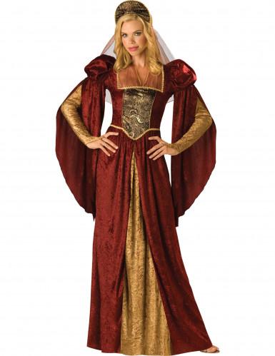Renaissance kostuum voor vrouwen - Premium