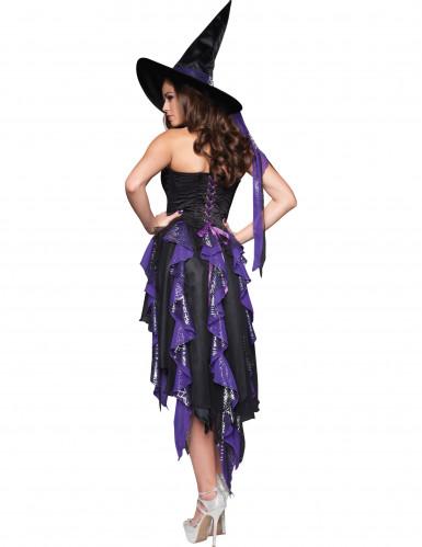 Heksen kostuum voor dames - Premium-1