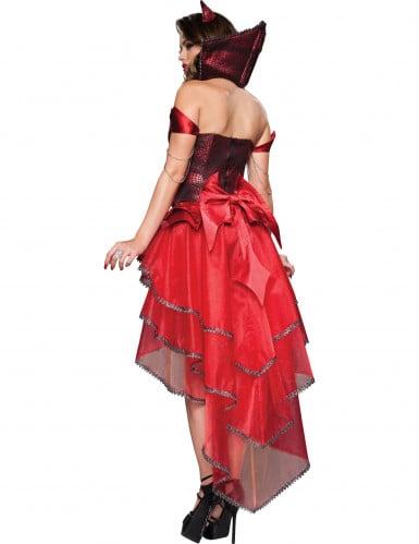 Duivelin kostuum voor vrouwen - Premium-1