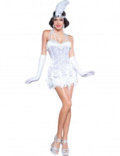 Luxe Charleston 20's kostuum voor vrouwen