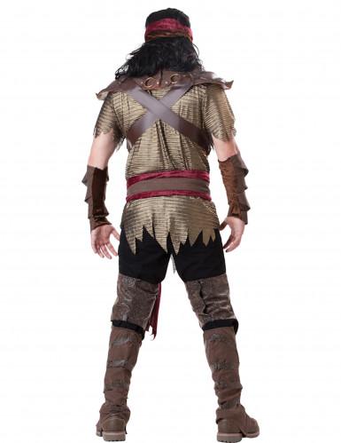 Deluxe schorpioen strijder kostuum voor mannen-1
