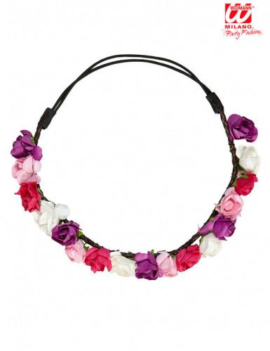 Romantische bloemenkrans voor vrouwen-1