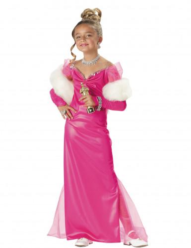 Hollywood ster kostuum voor meisjes