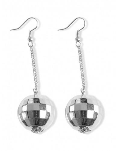 Discoballen oorbellen voor vrouwen-1