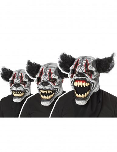 Donkere clown kostuum voor volwassenen-1
