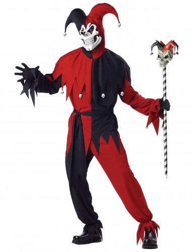 Halloween joker kostuum volwassenen