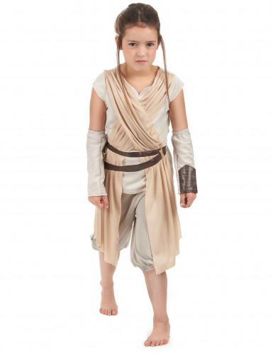 Rey kostuum voor meisjes - Deluxe - Star Wars VII™