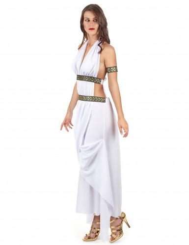 Spartaanse koningin kostuum voor dames -1