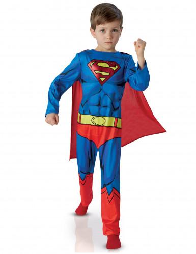 Superman™ stripboek kostuum voor kinderen - Klassiek
