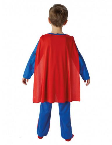 Superman™ stripboek kostuum voor kinderen - Klassiek-1