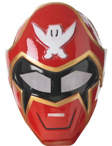 Plastic Power Rangers™ masker voor kinderen-1