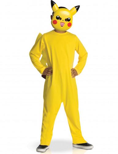 Pokémon™ Pikachu kostuum voor kinderen - Klassiek