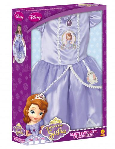 Luxe Prinses Sofia™ kostuum voor meisjes-1