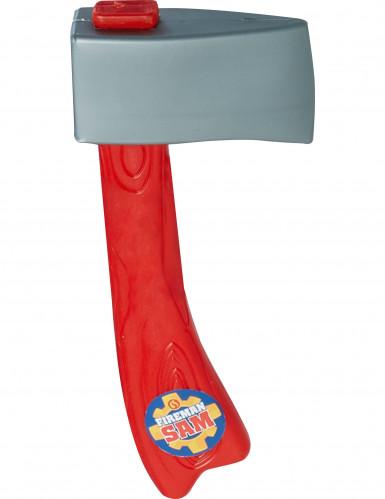 Luxe Sam de Brandweerman™ kostuum voor kinderen-1