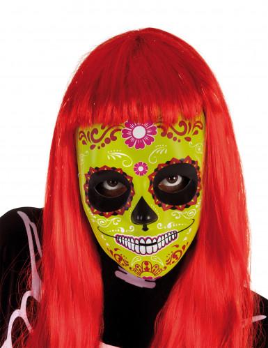 Día de los muertos masker voor meisjes