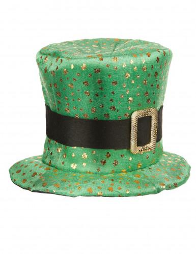 Hoge hoed St Patrick's Day voor volwassenen