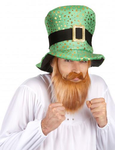 Hoge hoed St Patrick's Day voor volwassenen-1