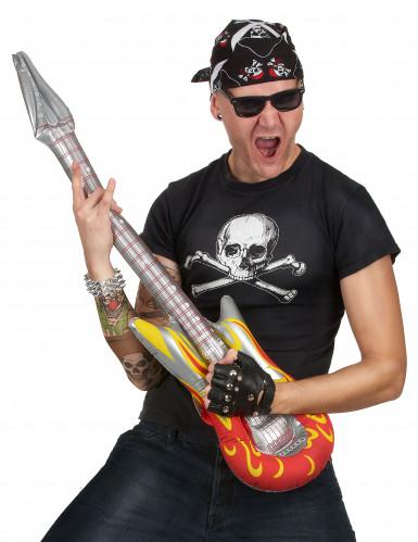 Opblaasbare rock gitaar-1
