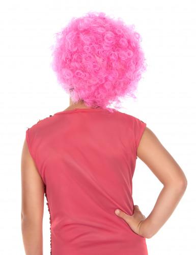 Roze discopruik voor kinderen-1