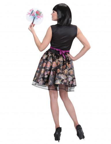 Chinese jurk voor vrouwen-1
