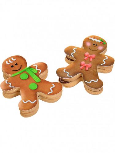 9 kerst taart versieringen