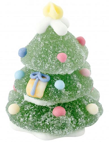 Kerstboom van suiker en gelatine