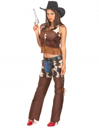 Cowgirl kostuum voor vrouwen-1