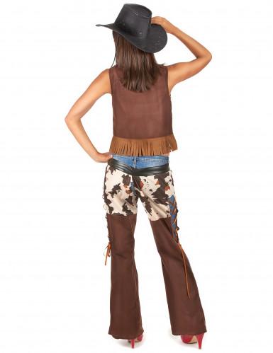 Cowgirl kostuum voor vrouwen-2