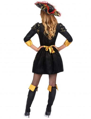 Barok piraten kostuum voor vrouwen -1