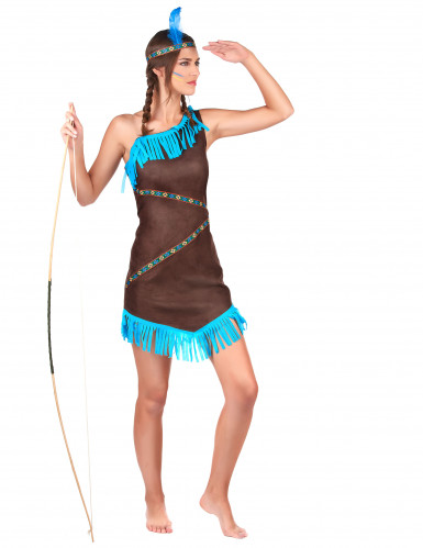 Indianen kostuum voor vrouwen -2
